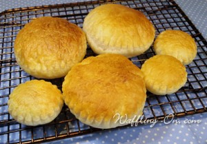 pastry puffs