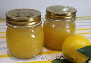2 lemon-curd