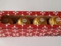 Ferrero Rocher.  4  box