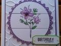 Cut-It-Up Lavender Flower
