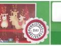 Christmas giftcard-holder